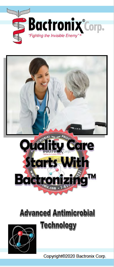 Nursing Home Disinfection and Sanitization - Odor and Virus Removal