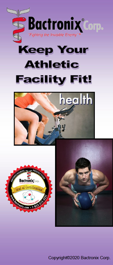 Athletic Facility Disinfecting, Sanitizing and Odorizing